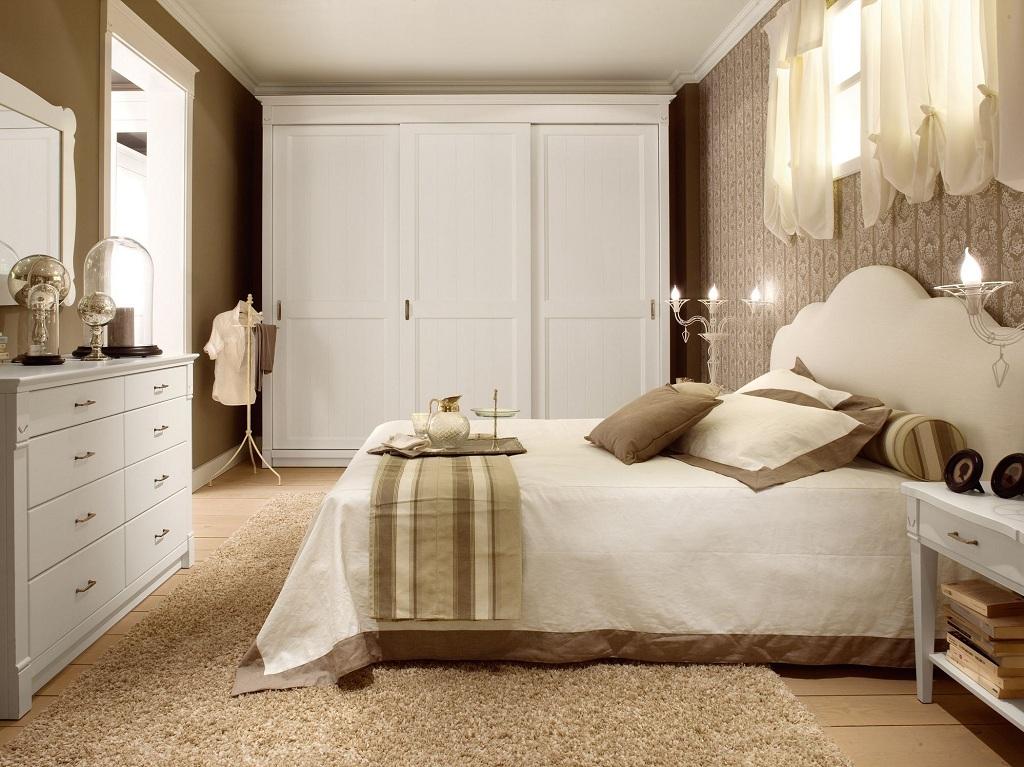 Ravenna interni - Camera da letto stile inglese ...