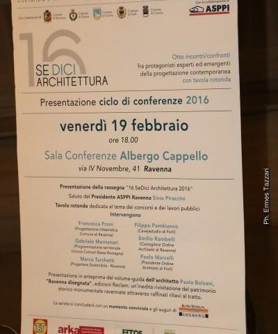 Ravenna Interni, sponsor di 16 Architettura