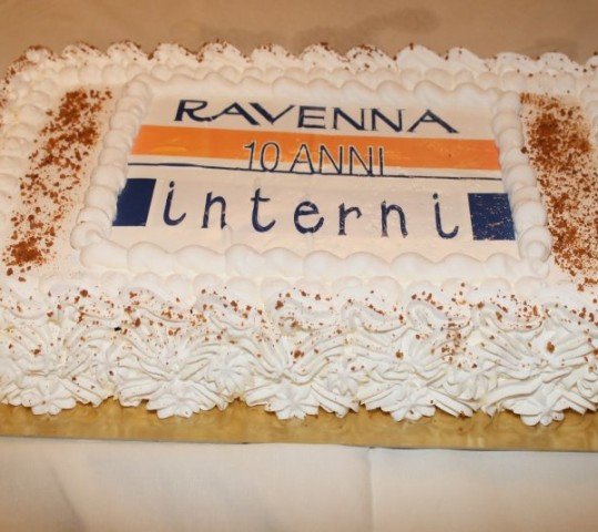 10 Anni di Ravenna Interni
